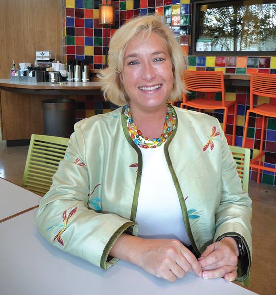 Pearl culinary chief Shelley Grieshaber said the city is growing to appreciate its culinary scene. - COURTESY OF SHELLEY GRIESHABER