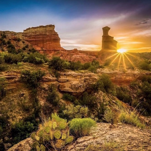 """Yup, Palo Duro Canyon State Park is definitely """"Instagrammable."""" - INSTAGRAM / SHUTTER_KNIGHT"""