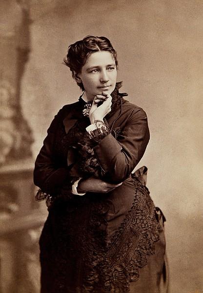 Victoria Woodhull - WIKIMEDIA COMMONS