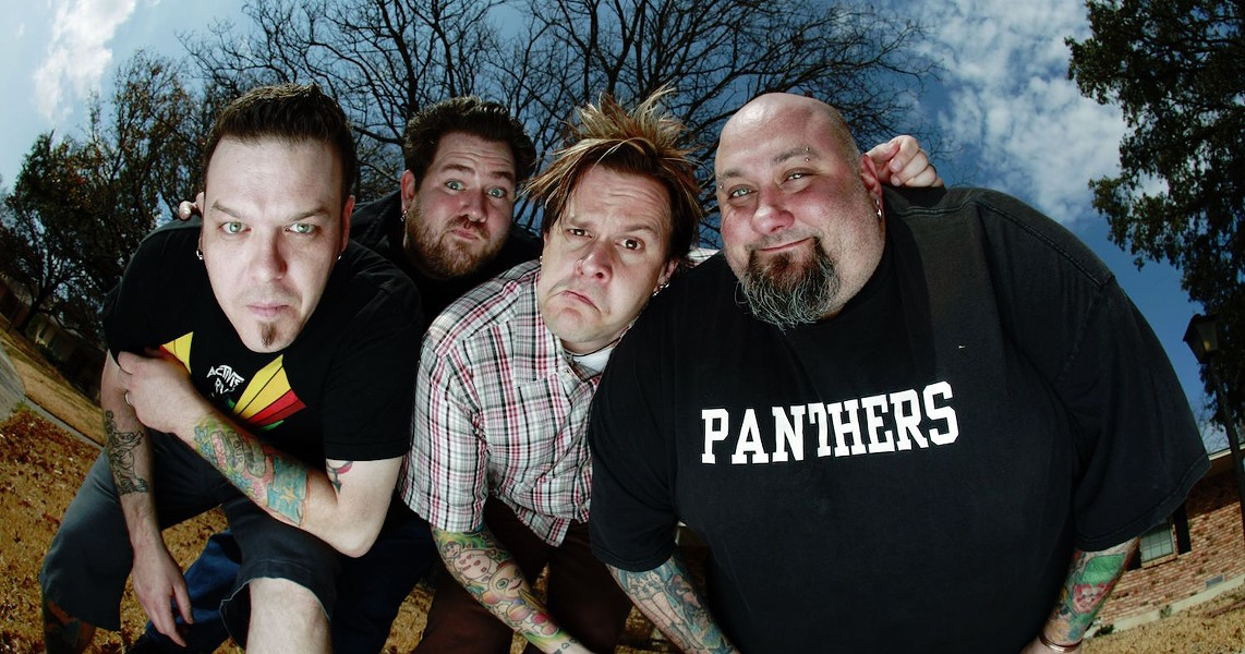 COURTESY OF BOWLING FOR SOUP