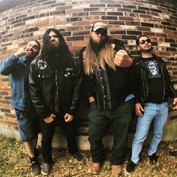 Over the Top's latest release is called Alcoholics Unanimous. - COURTESY PHOTO