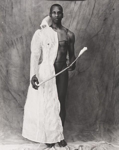 Poem Dress for a Hermaphrodite - LESLEY DILL