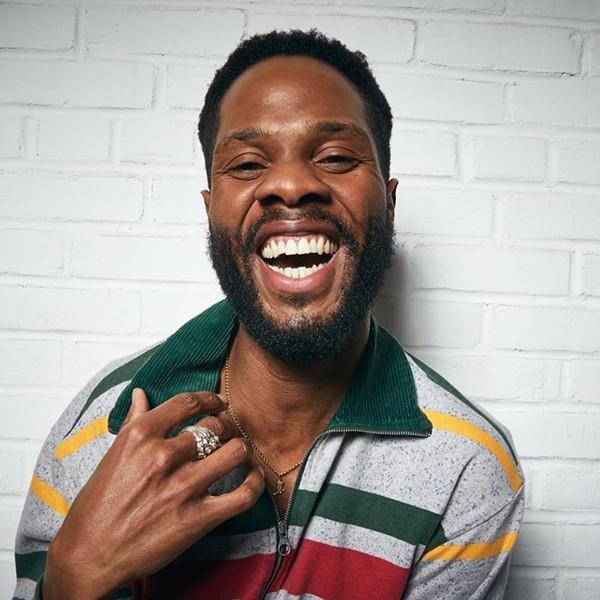 Rapper Fat Tony was born to Nigerian parents in Houston. - FACEBOOK / FAT TONY