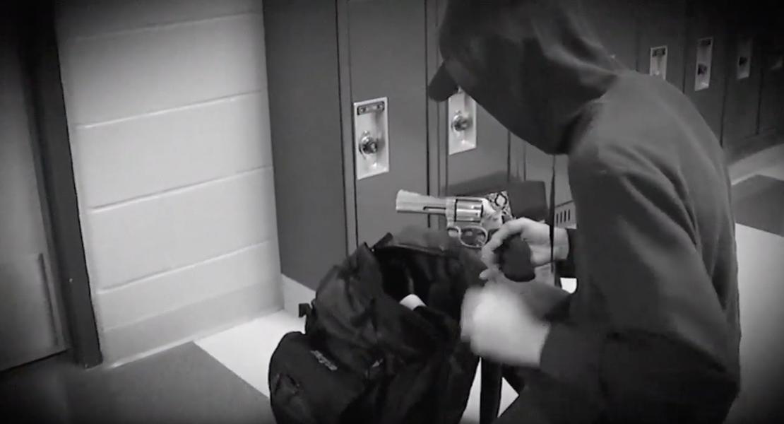 YOUTUBE / NISD RUN HIDE FIGHT TRAINING VIDEO