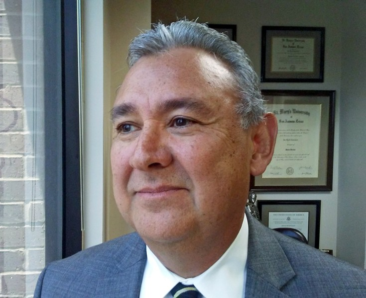 Bexar County District Attorney Joe Gonzales - JADE ESTEBAN ESTRADA