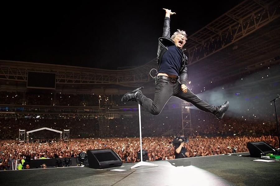 Jon Bon Jovi - FACEBOOK / BON JOVI