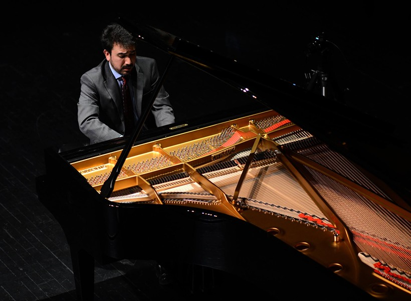 2016 SAIPC Gold Medalist Scott Cuellar - FACEBOOK / MUSICAL BRIDGES AROUND THE WORLD