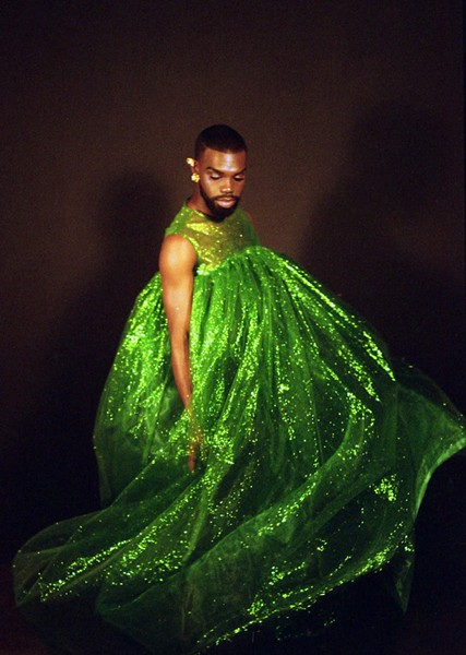 "Daiquonne Lanier, ""Boy in A Dress"" - DAPHNE VILLANUEVA"