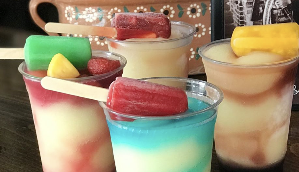 Paletas by Maestro Doble Diamante and frozen margs will be available for dine-in at Tito's. - INSTAGRAM / TITOSRESTAURANT