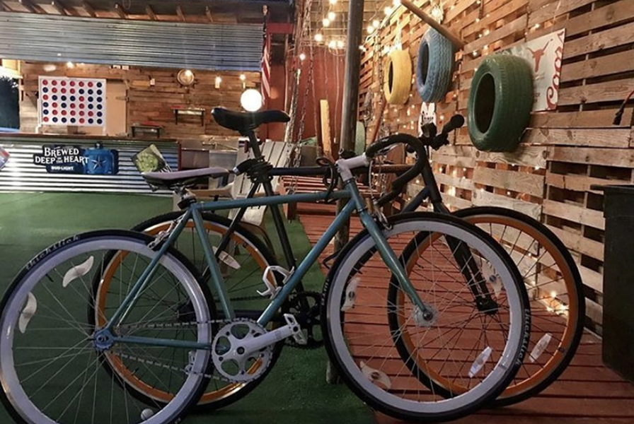Ay Que Rico owner Mike Gutierrez sys the new location is bike- and dog-friendly. - INSTAGRAM / AYQUERICOSA
