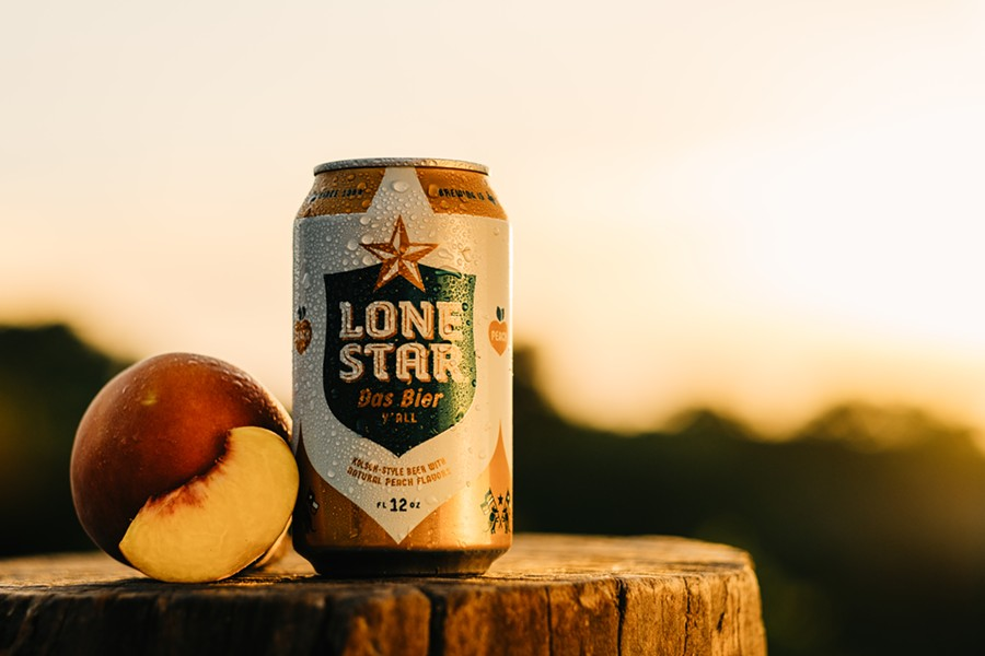 COURTESY OF LONE STAR BEER