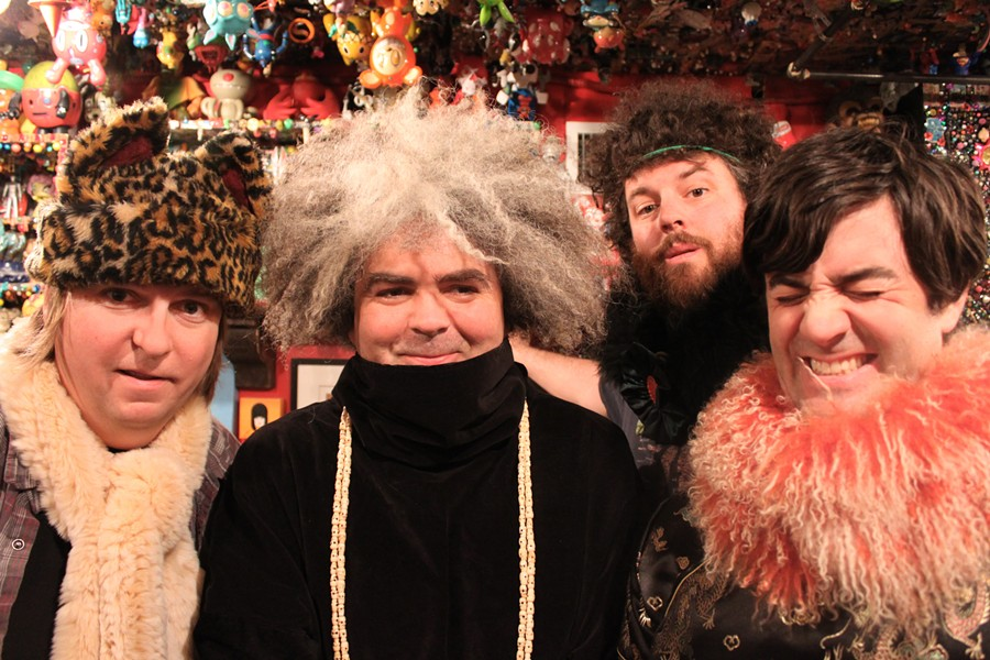 Melvins - COURTESY