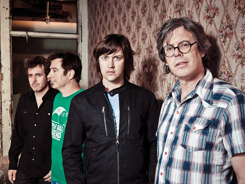 Old 97's - COURTESY