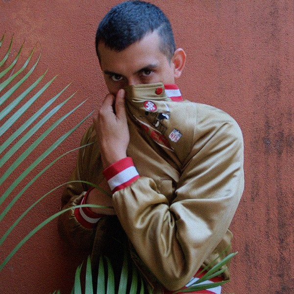 Tony Gallardo of María y José - VIA FACEBOOK