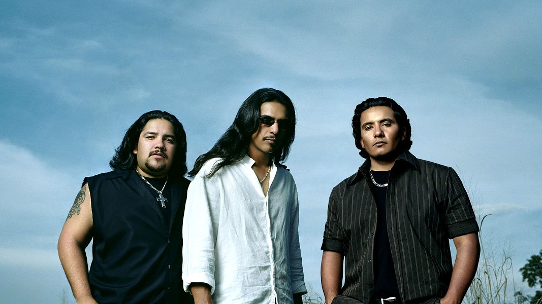 Los Lonely Boys - COURTESY