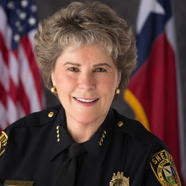 Bexar County Sheriff Susan Pamerleau - BEXAR COUNTY SHERIFF'S OFFICE