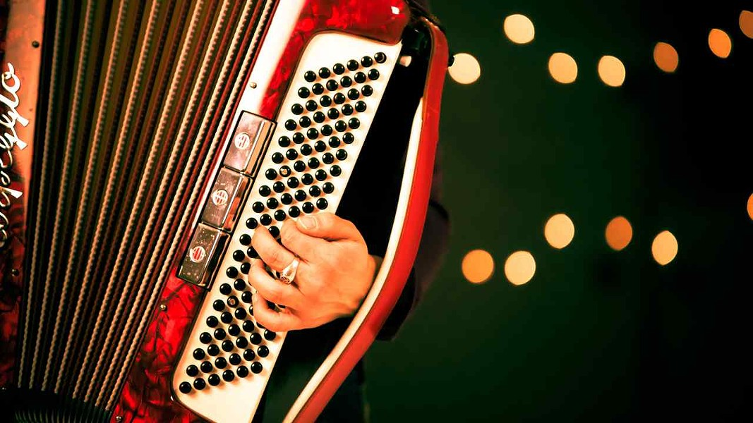 Go check out squeezebox sounds from across the world at SA's International Accordion Festival this weekend.