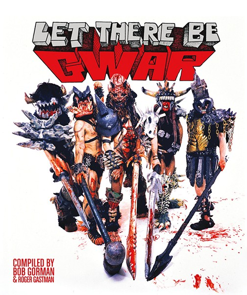 Go behind the scenes to learn the inner workings of the popular band GWAR - COURTESY