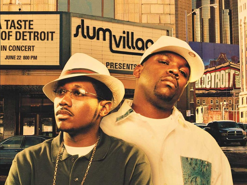 Slum Village - COURTESY