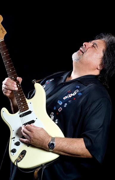 Blues guitarist Coco Montoya - COCOMONTOYABAND.COM