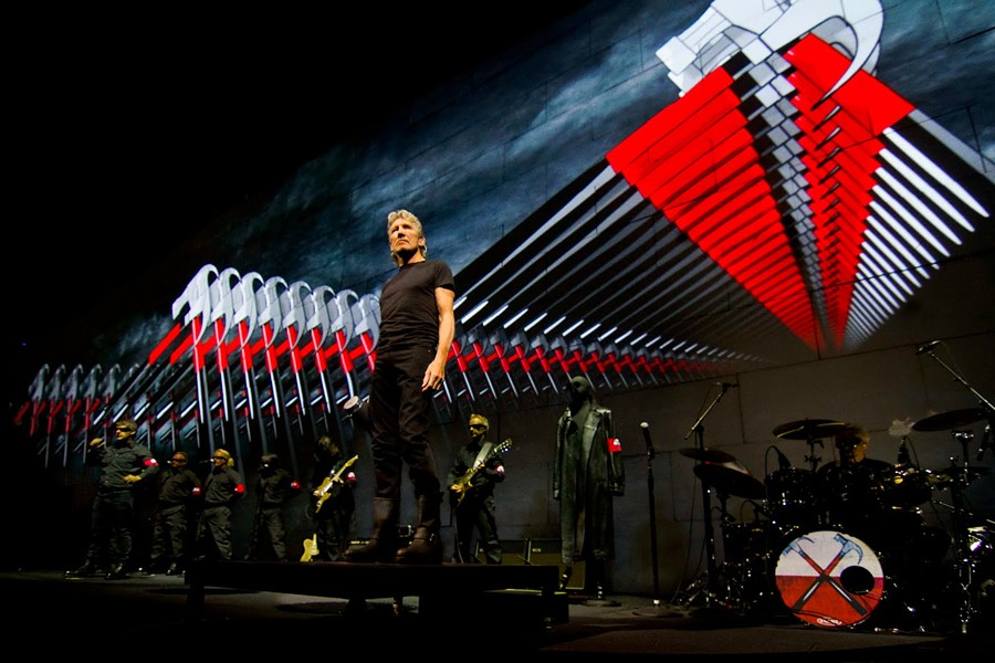 Roger Waters The Wall - COURTESY