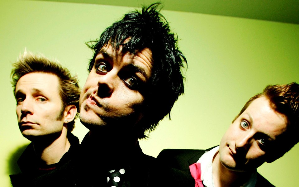 Green Day - COURTESY