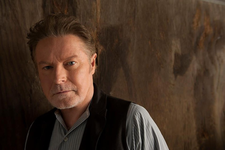 Don Henley, looking righteously indignant. - DON HENLEY | FACEBOOK