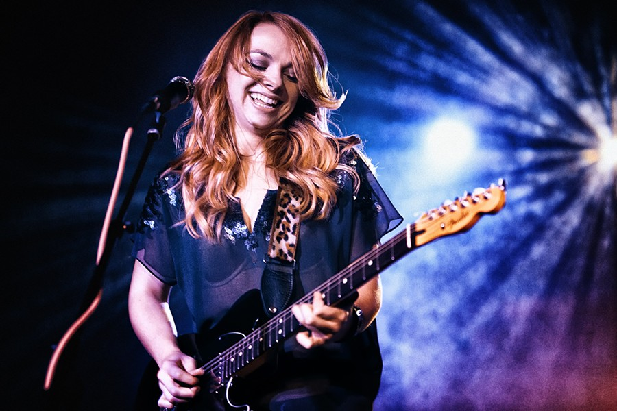 Samantha Fish - COURTESY