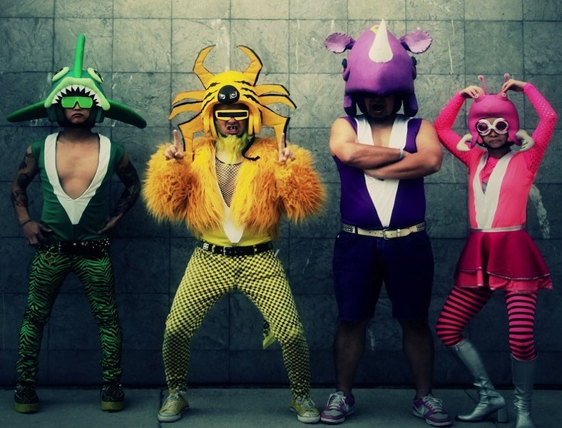 Peelander-Z - COURTESY