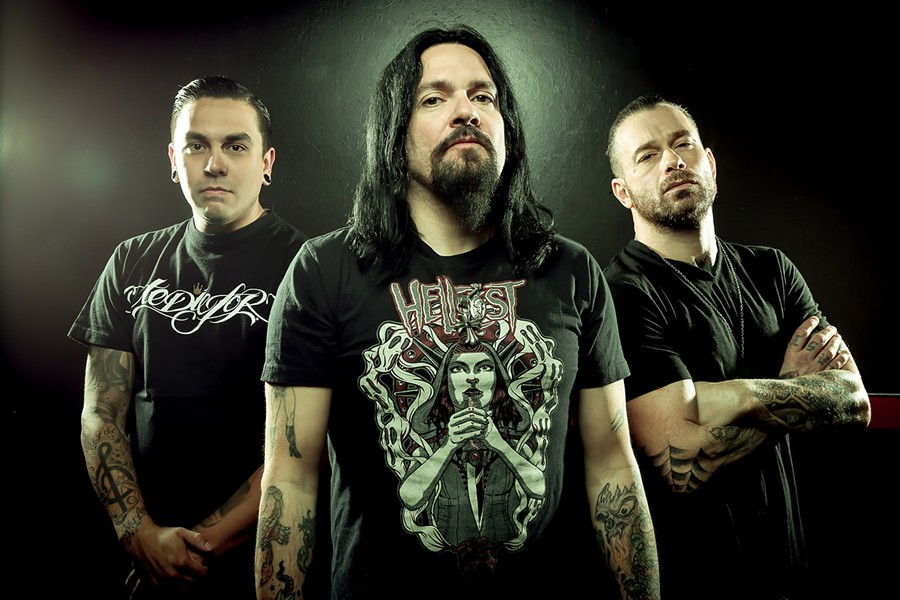 Prong - COURTESY