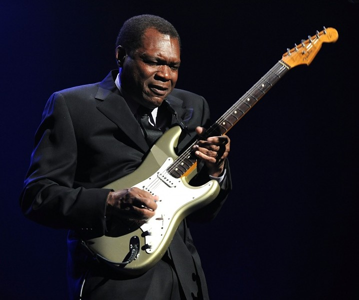 Robert Cray - COURTESY