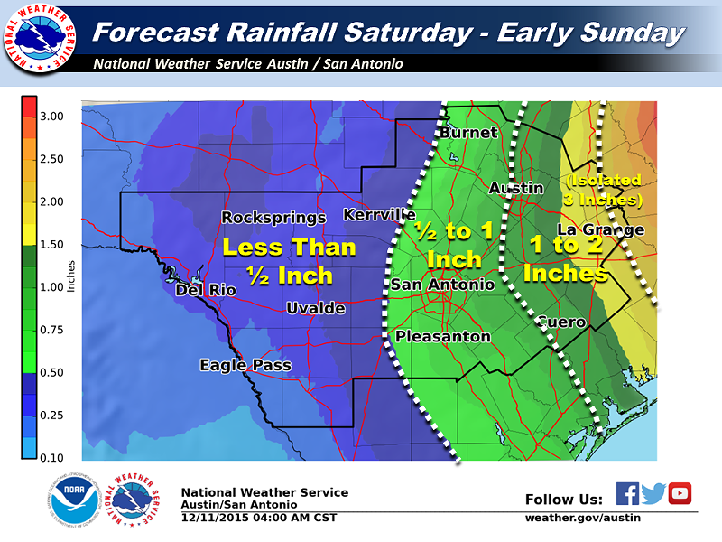 NATIONAL WEATHER SERVICE AUSTIN-SAN ANTONIO | FACEBOOK