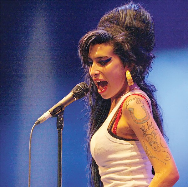 The Amy documentary portrayed the late diva a new light. - COURTESY