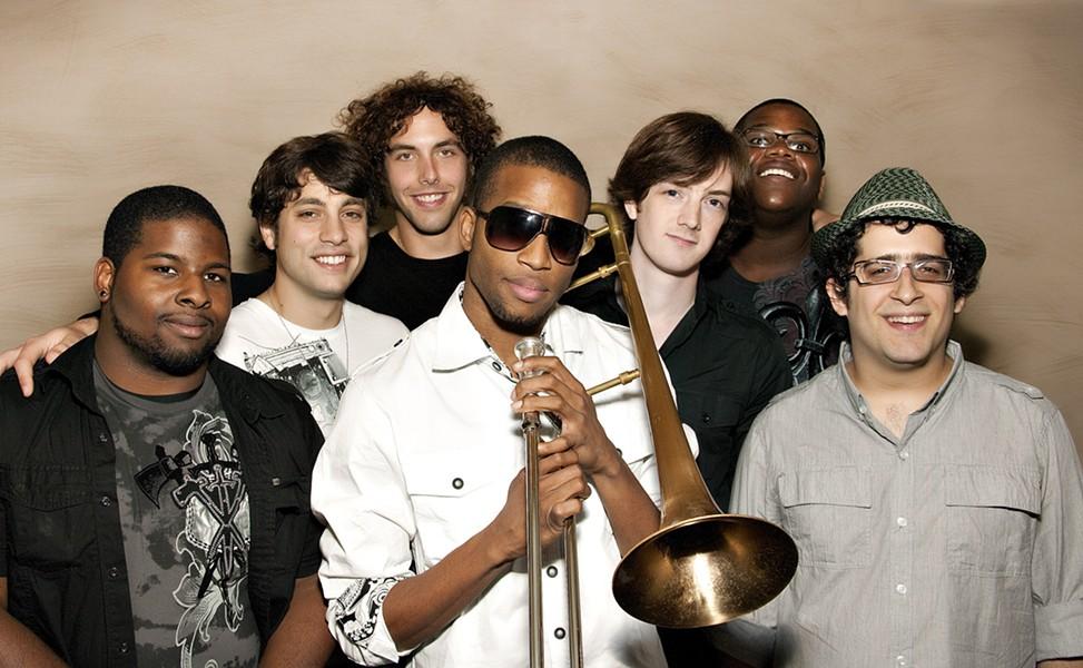 Trombone Shorty - COURTESY