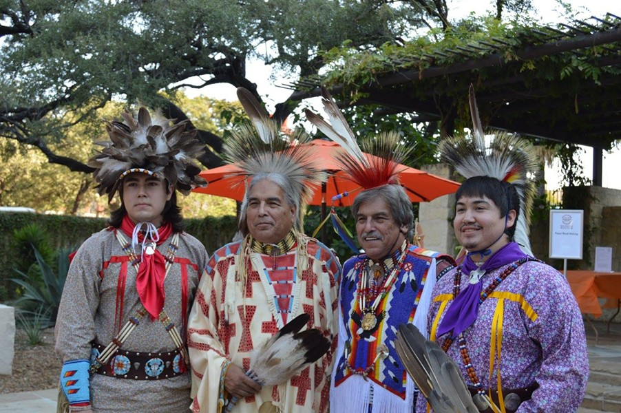 UNITED SAN ANTONIO POW WOW, INC. | FACEBOOK