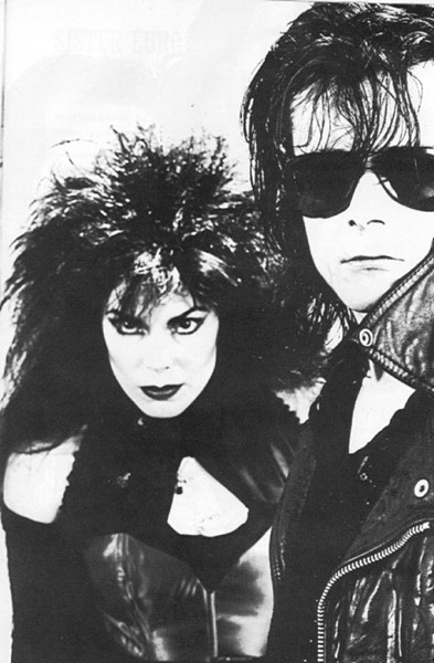 The Sisters of Mercy - FACEBOOK