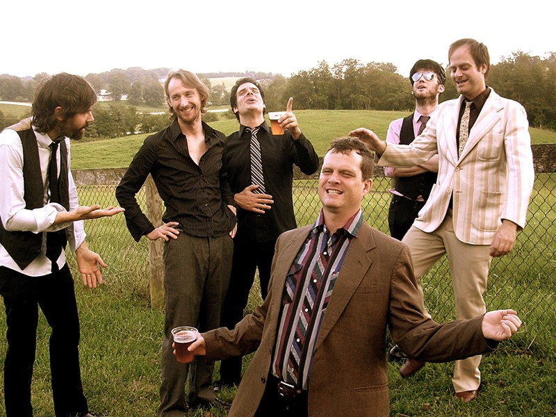 Electric Six - COURTESY