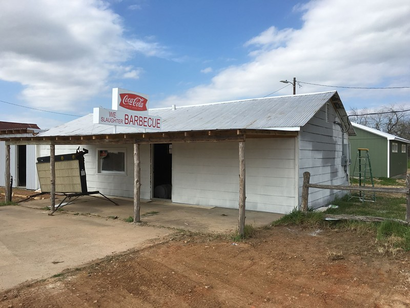 TEXAS CHAINSAW MASSACRE GAS STATION | FACEBOOK