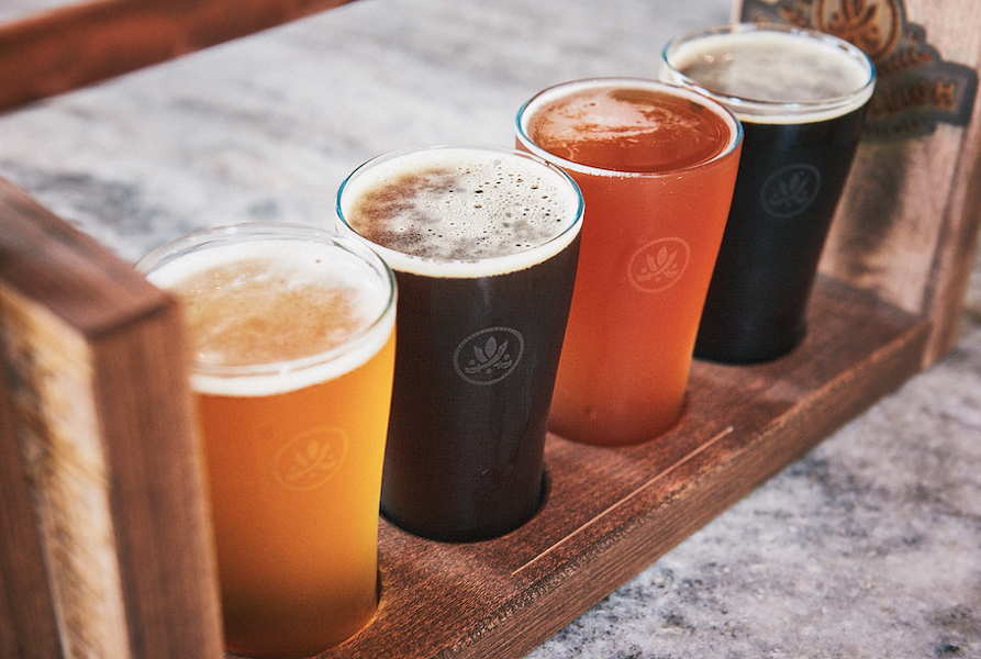 Flights are cheap on National Beer Day. - SOUTHERLEIGH