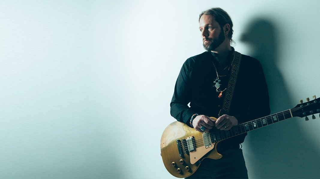 Rich Robinson - COURTESY