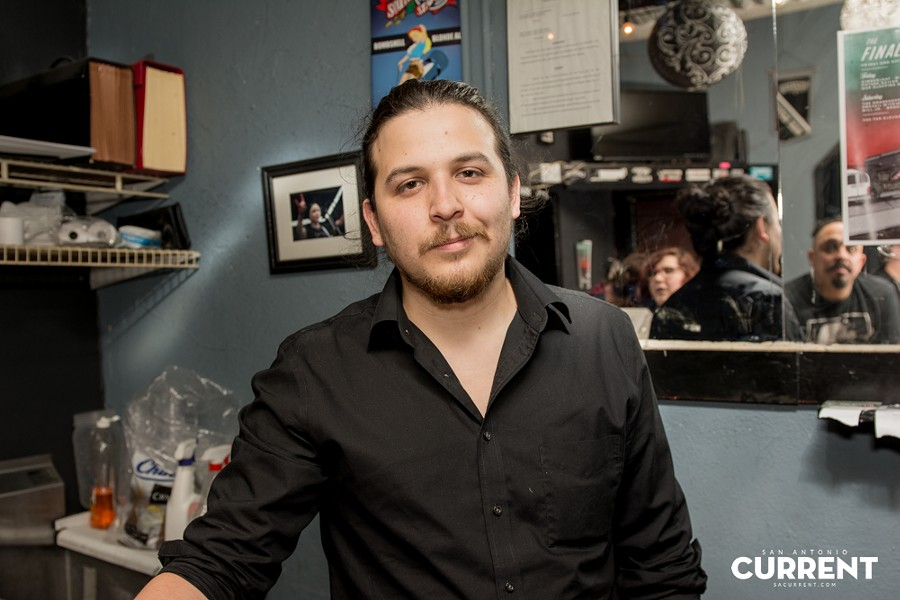 Michael Carrillo, the former jack-of-all-trades who will be taking over the spot at 1011 Avenue B. - JAIME MONZON