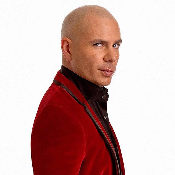 Pitbull, a bad man. - FACEBOOK | PITBULL