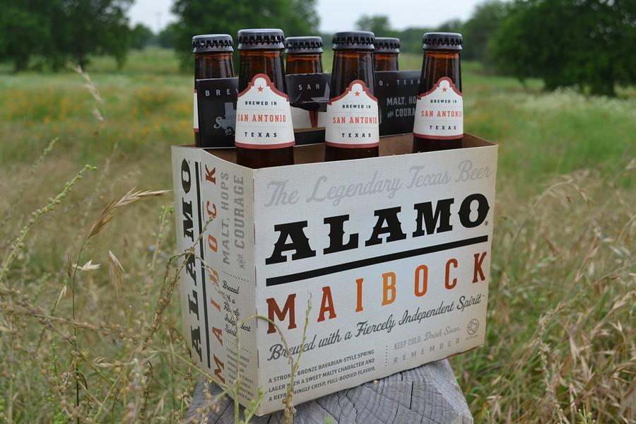 COURTESY ALAMO BEER COMPANY