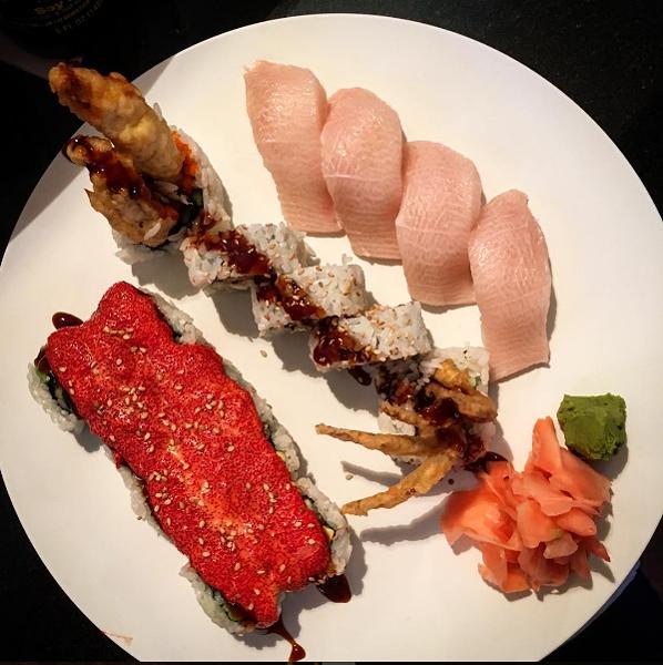 Godai Sushi Bar & Restaurant - INSTAGRAM/@SAFOODBITES