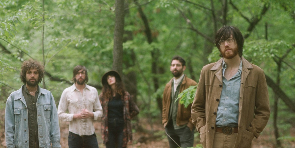PHOTO COURTESY OKKERVIL RIVER
