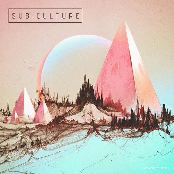 The cover of Sub.Culture's 2016 compilation - VIA FACEBOOK