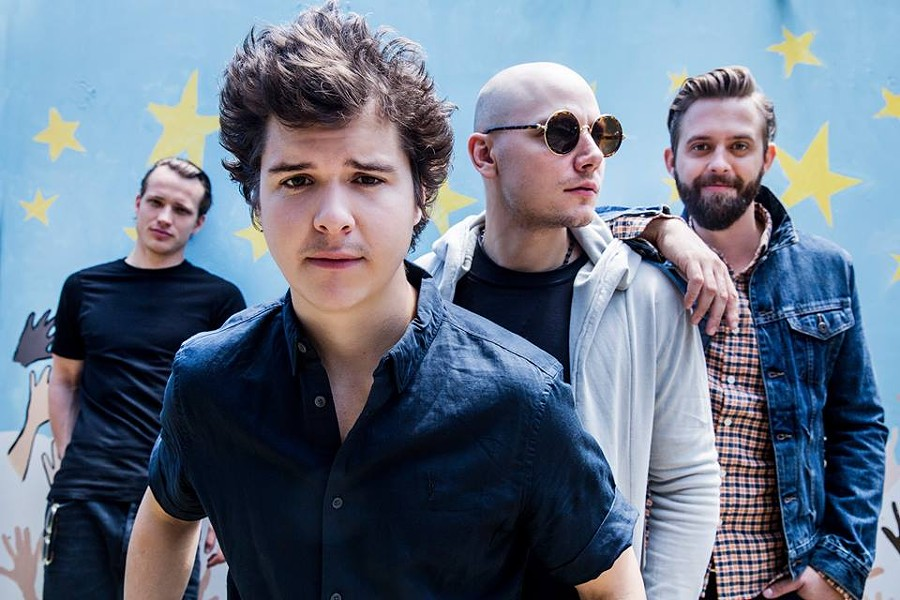 Headliners Lukas Graham - LUKAS GRAHAM'S OFFICIAL FACEBOOK PAGE