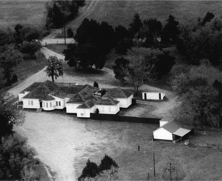 The Chicken Ranch, circa 1973 (William P. Hobby Sr. Family Papers).