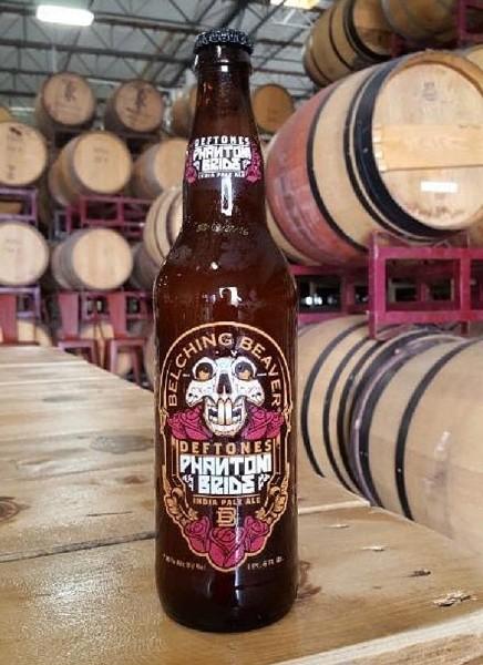 "Belching Beaver Brewery's ""Phantom Bride IPA"""