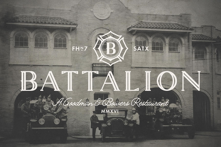 Hilmy will work on branding and identity for Battalion. - HILMY